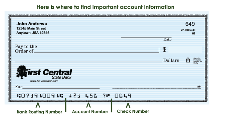 US Routing Number Checker - bank.codes