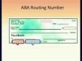 routing-number