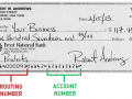 frost national bank routing number