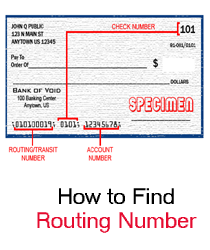How to find your routing number online td bank - Trade